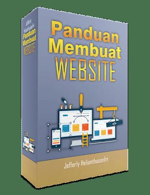 Buku Panduan Membuat Website Lengkap Sampai Mahir !
