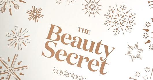 Look Fantastic Beauty Advent Calendar 2016