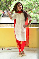 Telugu Actress Vrushali Stills in Salwar Kameez at Neelimalai Movie Pressmeet .COM 0064.JPG
