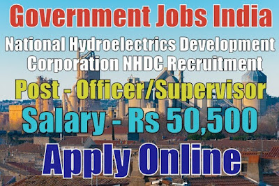 NHDC Recruitment 2017 Apply Online Here