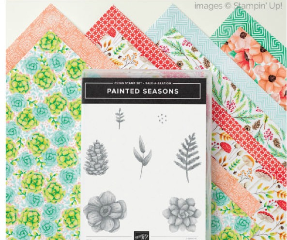 Painted Seasons Bundle Stampin Up