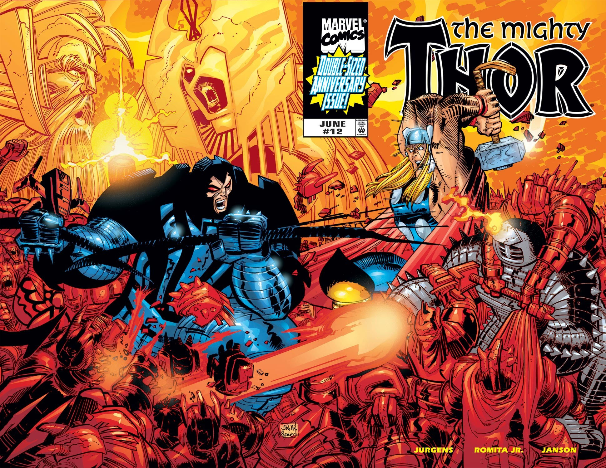 Thor (1998) Issue #12 #13 - English 1