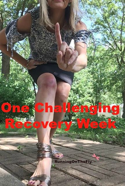 One Challenging Recovery Week