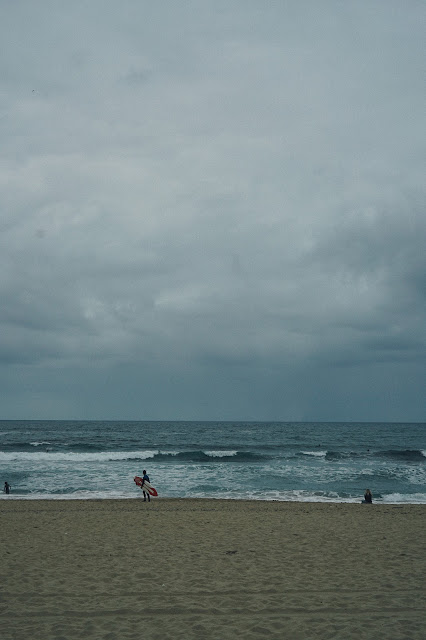 ラ・スリオラ海岸(Playa de La Zurriola)