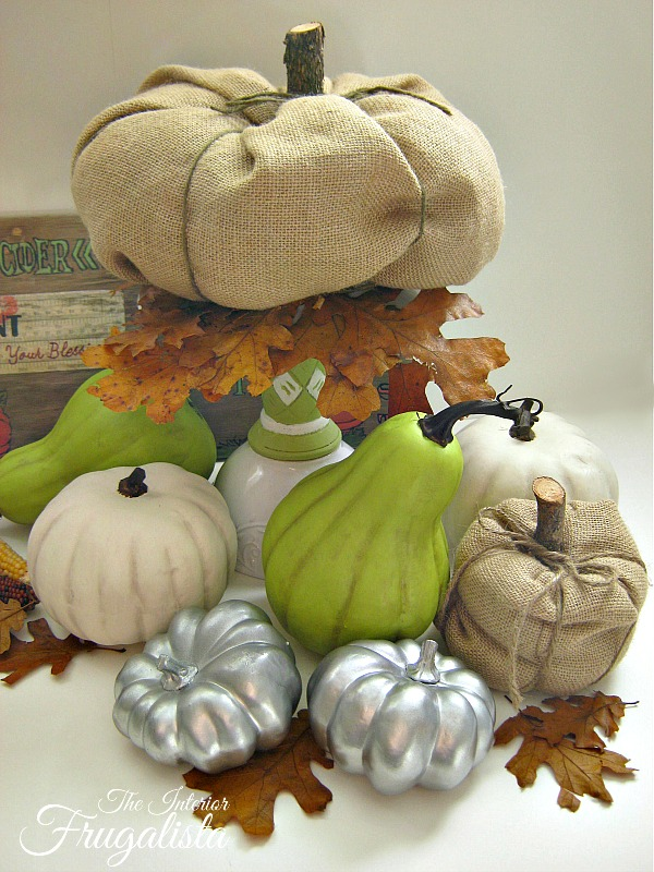 3 Budget Friendly DIY Pumpkin Ideas For Fall