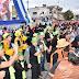 Mega-desfile para evocar el 63°  aniversario de la provincializacion