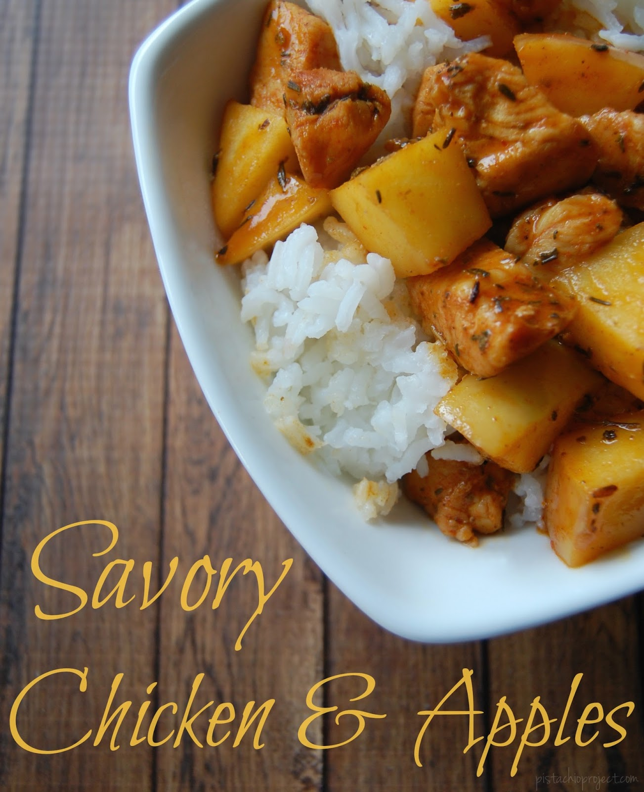Savory Chicken Salad