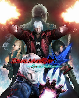 Devil May Cry 4: Special Edition (PC) 2015