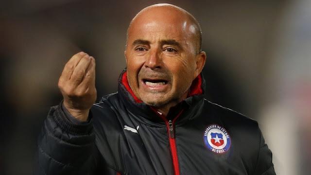 """Sampaoli dijo en Chile que """"la sociedad tiene mucha envidia"""""""