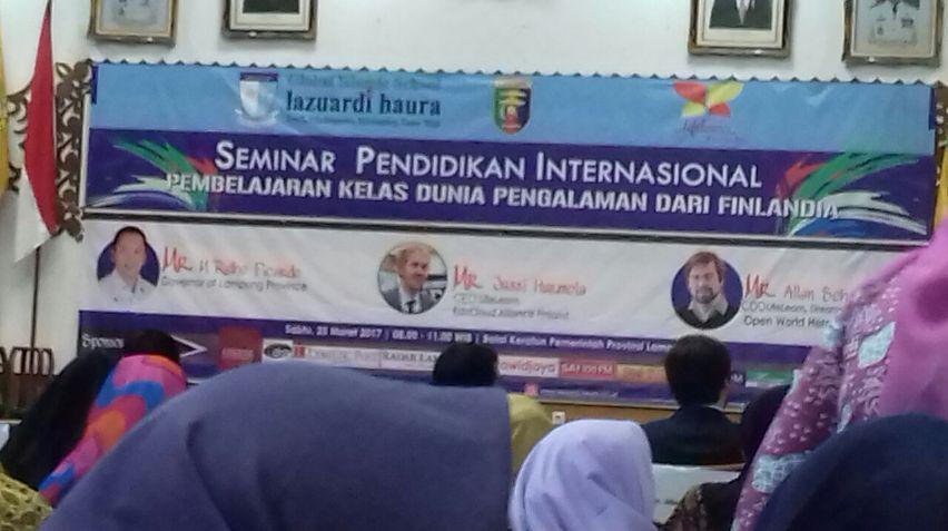 Dosen Kebidanan Ikuti Seminar Pendidikan Internasional stapbaak