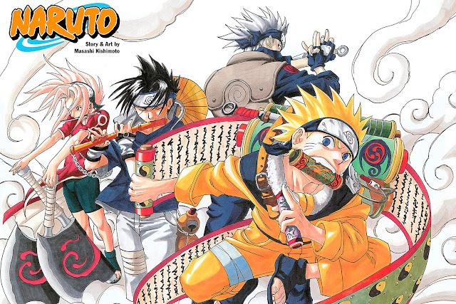 Mangas Naruto Español