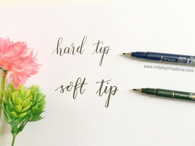 brush pen, lettering, tombow, sakura koi, pentel touch, copic, snowman, zebra, brush lettering, www.indahprimadona.com