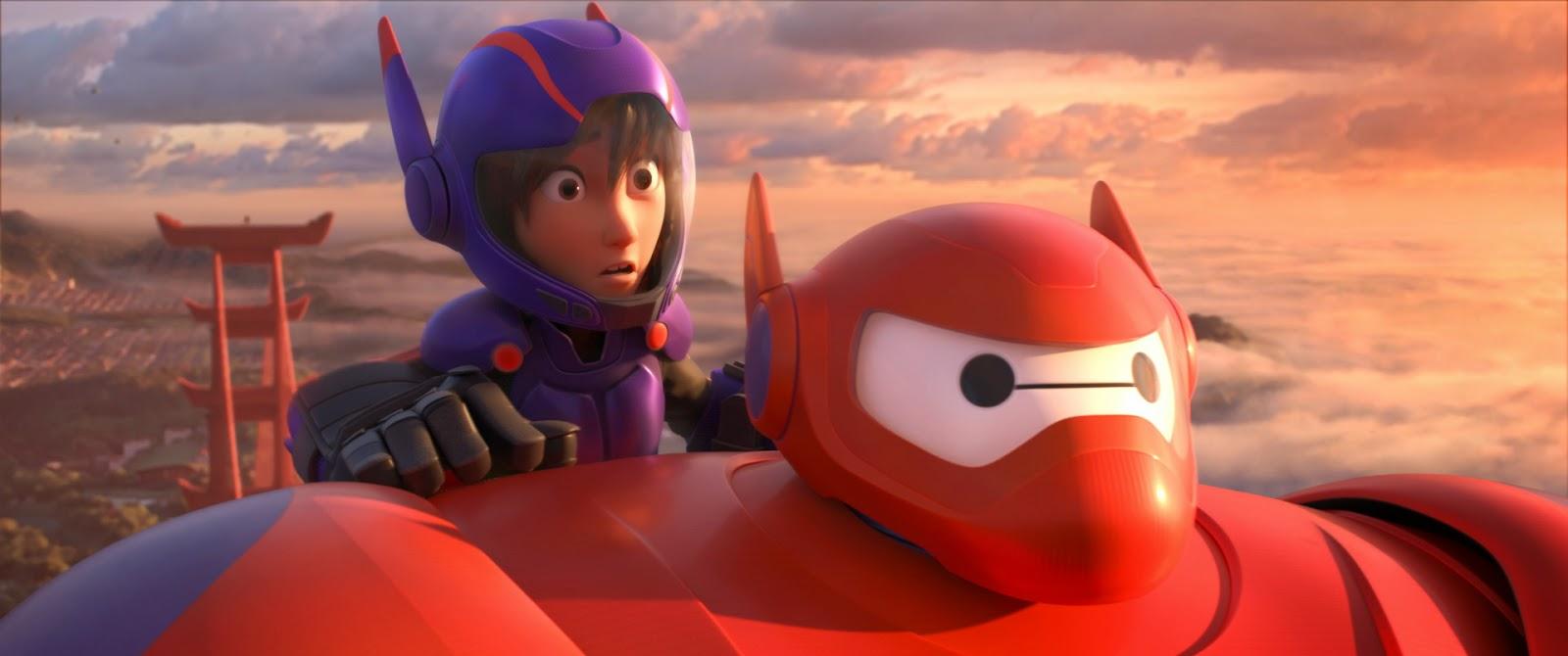 Big Hero 6 animatedfilmreviews.filminspector.com