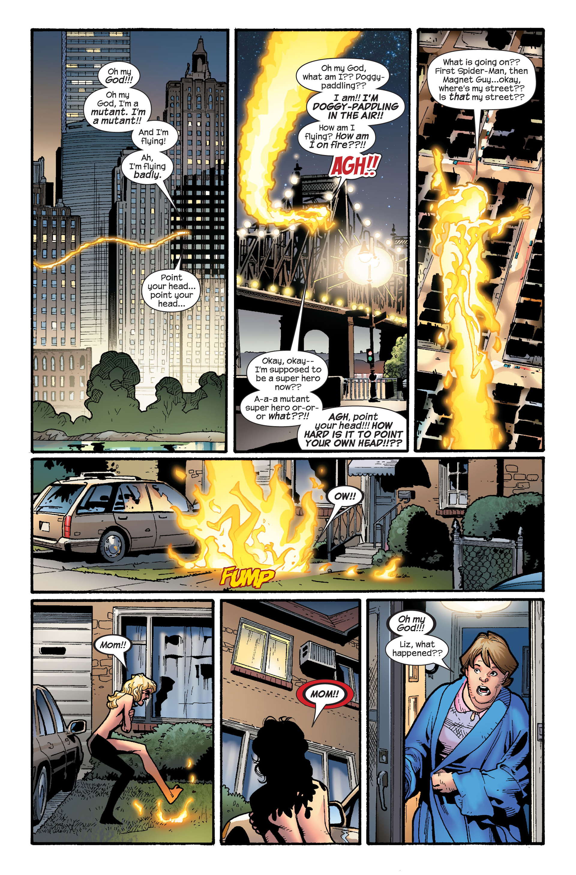 Read online Ultimate Spider-Man (2000) comic -  Issue #120 - 9