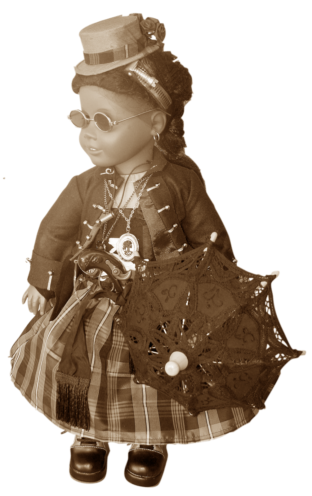 Steampunk Addie