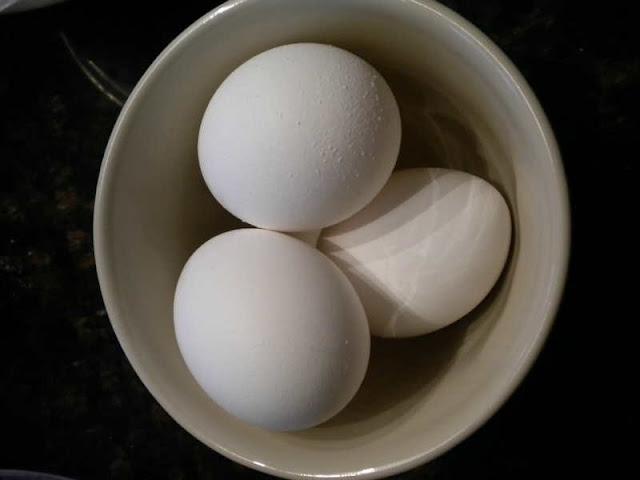 Qu'arrive-t-il lorsque vous mangez 3 œufs entières tous les jours ?