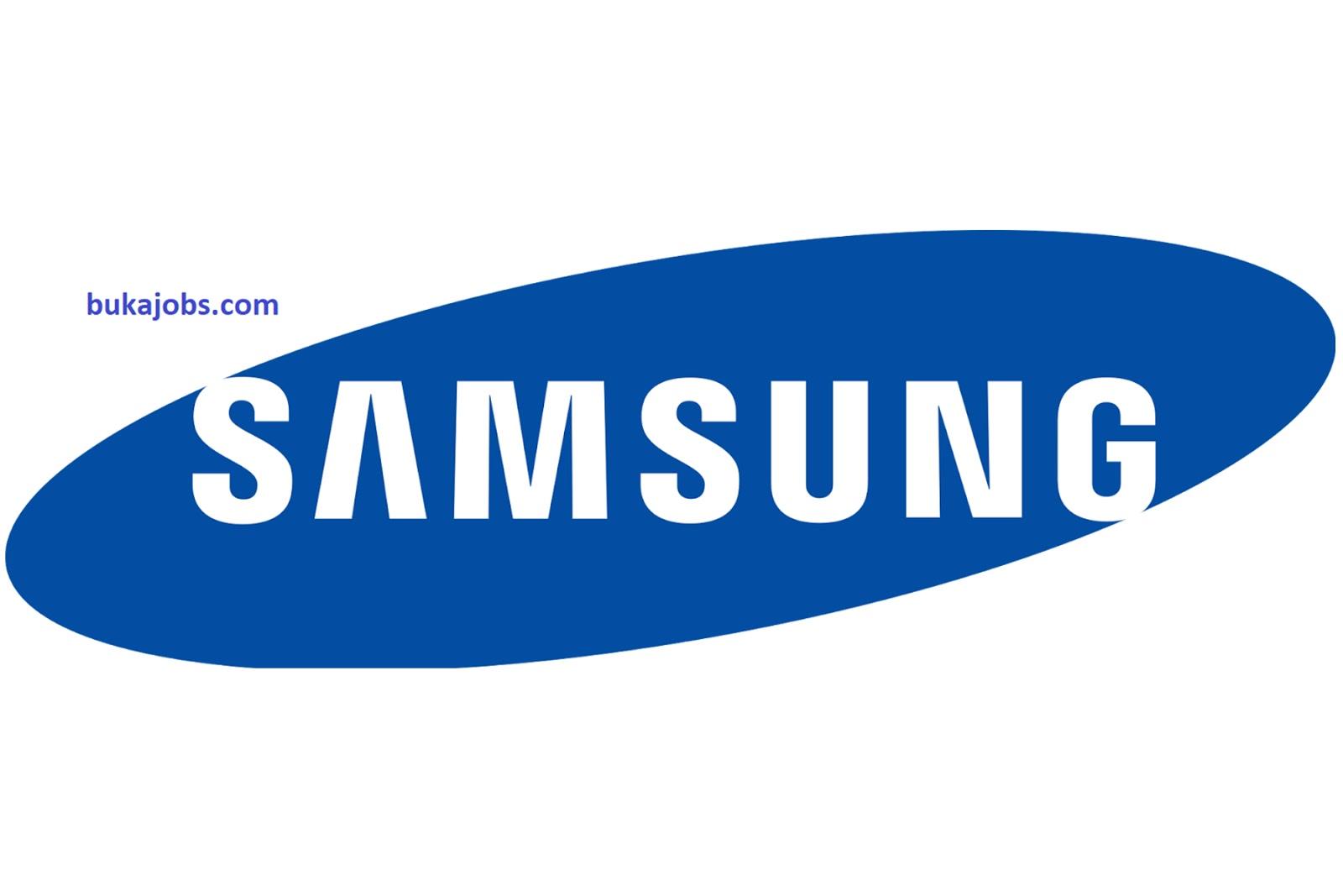 Lowongan Kerja PT Samsung Electronics Indonesia 2019