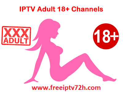 Free IPTV m3u ADULT Channels List Updated