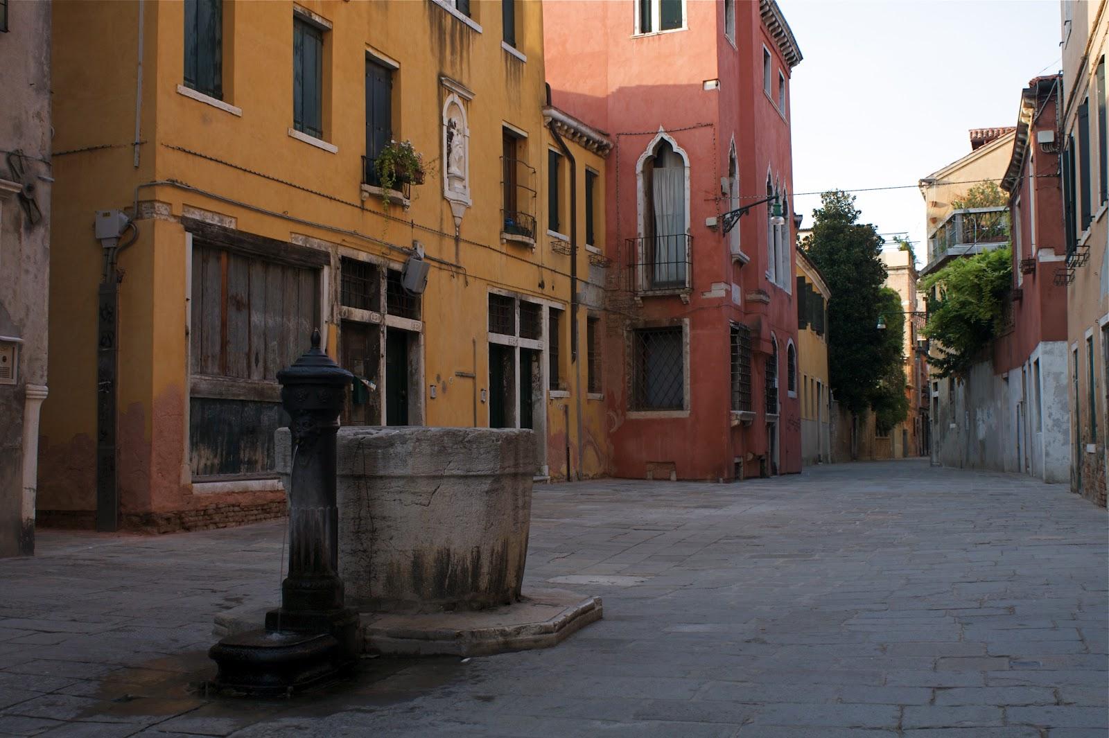 Piscina Sant Alvise Venezia.Venezia Blog Piscina Sant Agnese Dorsoduro