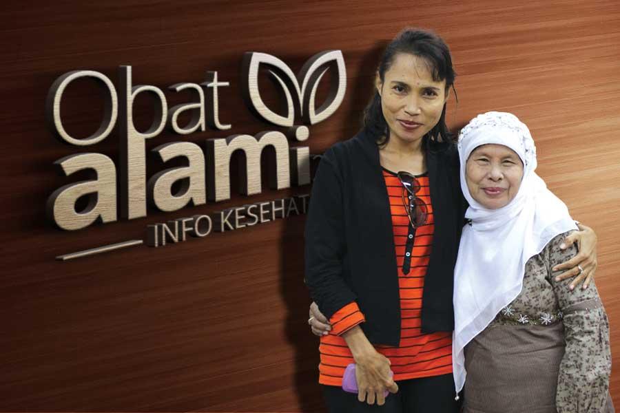 Pengalaman Ibu Rahma Sembuh dari Kanker Payudara