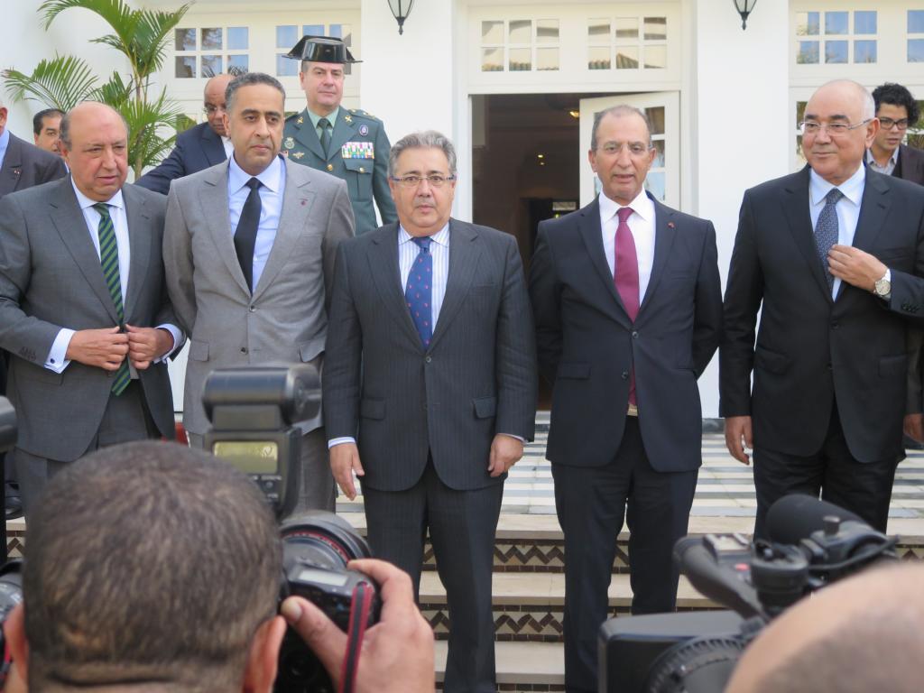 El confidencial saharaui ministerio del interior de for Ministerio del interior ultimas noticias