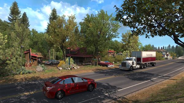 American Truck Simulator Oregon Full Version