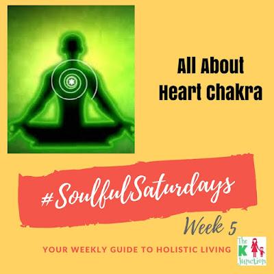 All About heart anahata Chakra - Chakra Balancing & Healing - #SoulfulSaturdays Week 5
