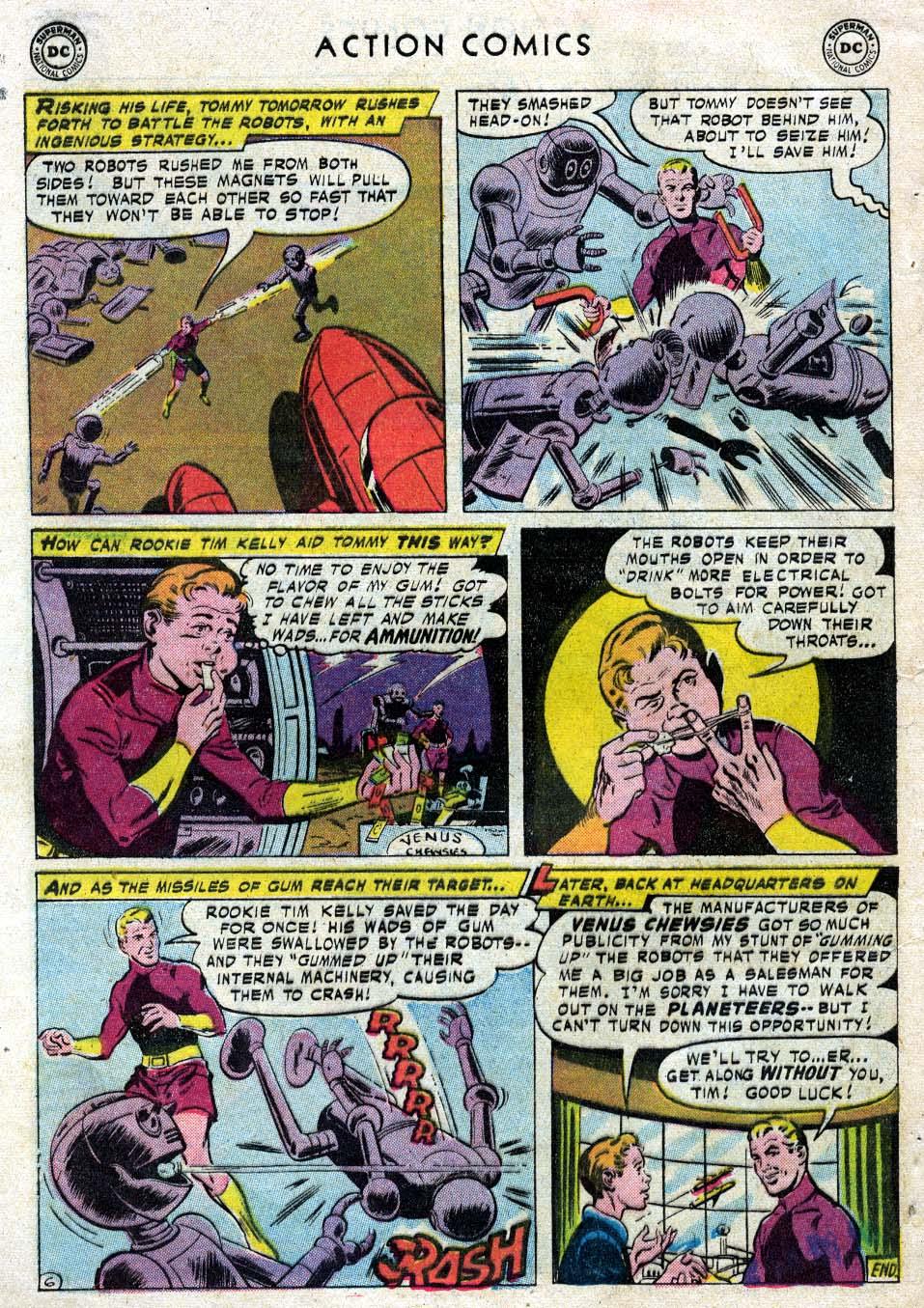 Action Comics (1938) 236 Page 31