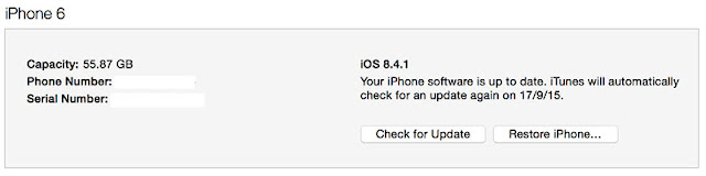 It is always a good idea to take a backup of your iPhone, iPad and iPod Touch before updating it with the latest iOS software update.  You can back up your iOS device using iTunes or iCloud