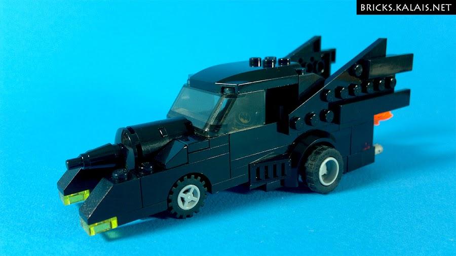 9. Batmobile