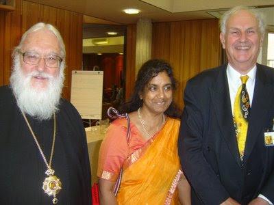 Kallistos Ware, Dr. Christine Mangala, Δρ. Ντέιβιντ Φροστ