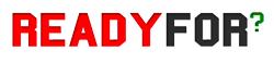 クラウドファンディングサービス、readyforのロゴ