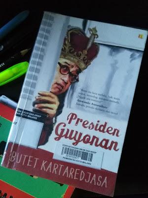 Cover Buku Presiden Guyonan