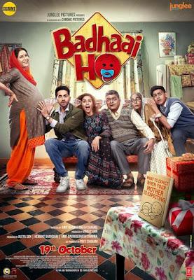 Badhaai Ho 2018 DVD R1 NTSC Sub
