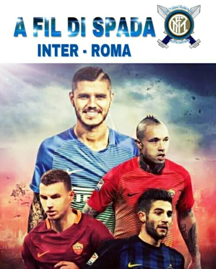 """Il post partita INTER-ROMA nella rubrica """"a fil di Spada"""""""