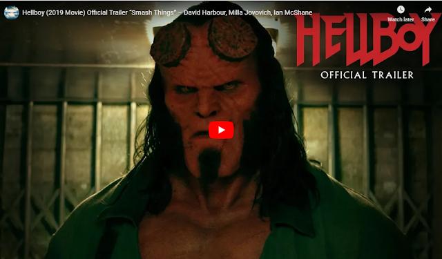 Download Film Terbaru Hellboy (2019)