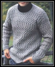 krasivii mujskoi pulover spicami galkindnevnik vyazaniespicami vyazaniedlyamujchin (1).jpg
