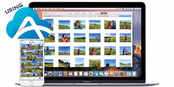 how to download photos from iphone to windows 10