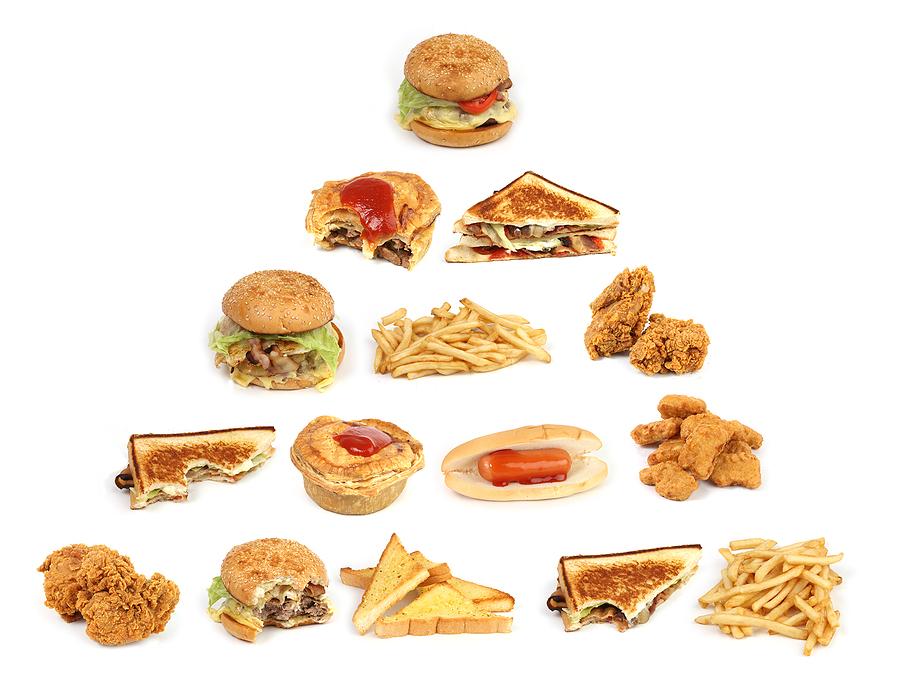 Low Fat Fast Food Restaurants