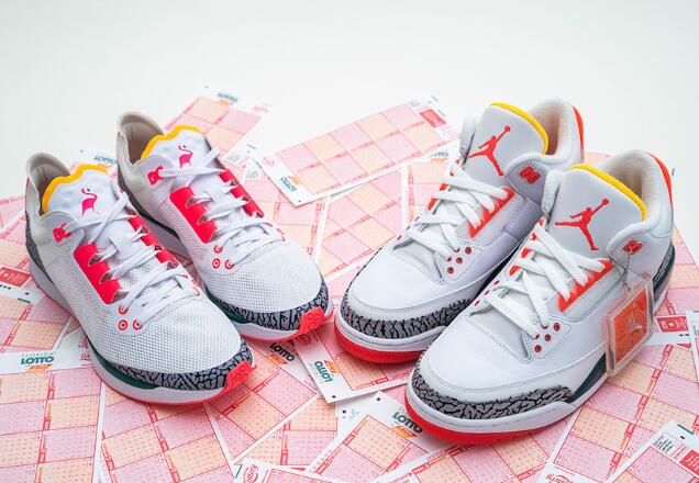 17df8f9bf372 The insole is expected to be the same as the Air Jordan 3 and will be  printed with SOLEFLY. The details are also very thoughtful and worthy of  savoring.