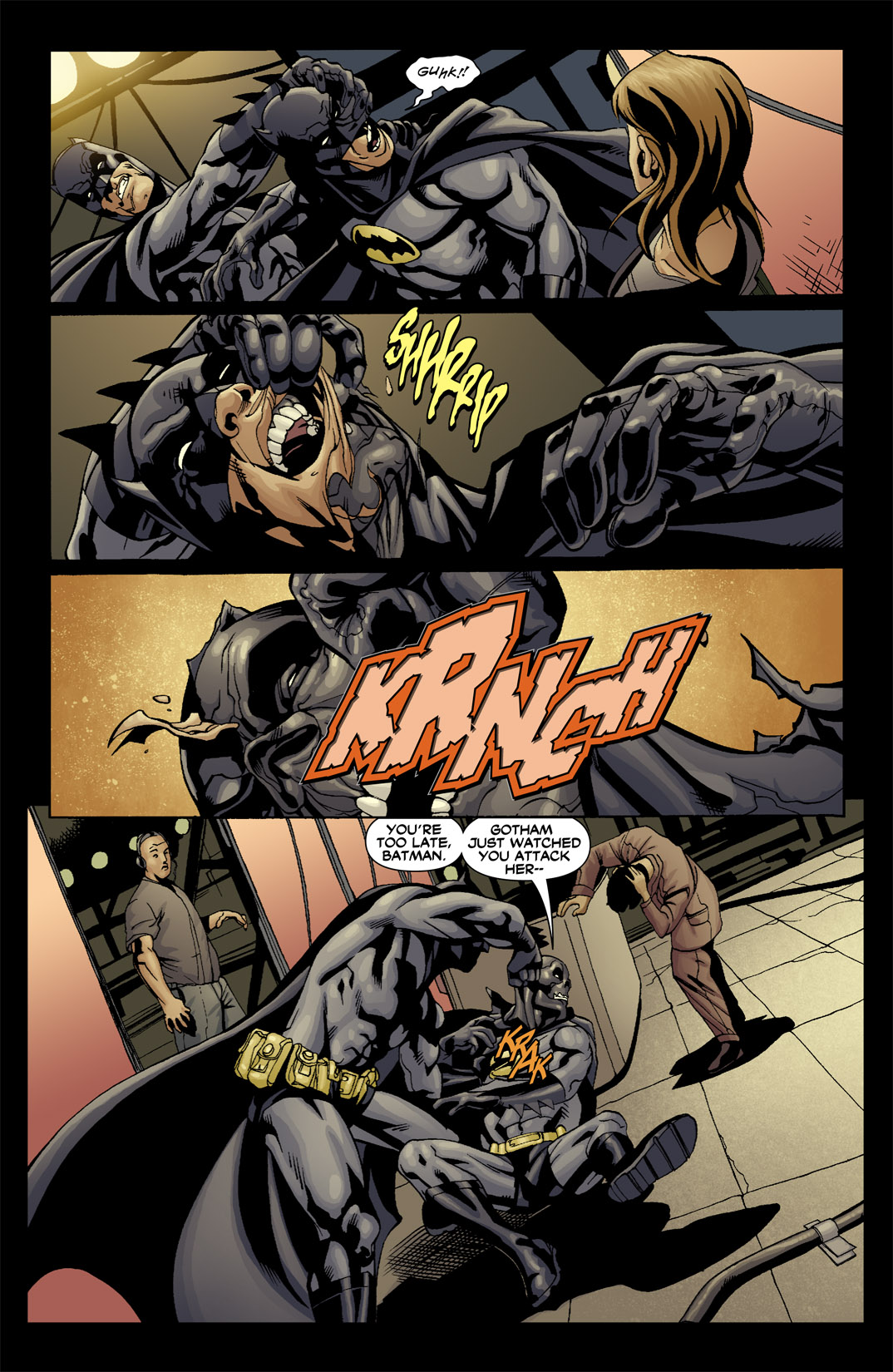 Detective Comics (1937) 810 Page 16