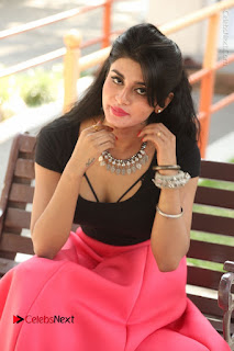 Telugu Actress Harini Stills at Dhyavudaa Movie Teaser Launch  0328.JPG