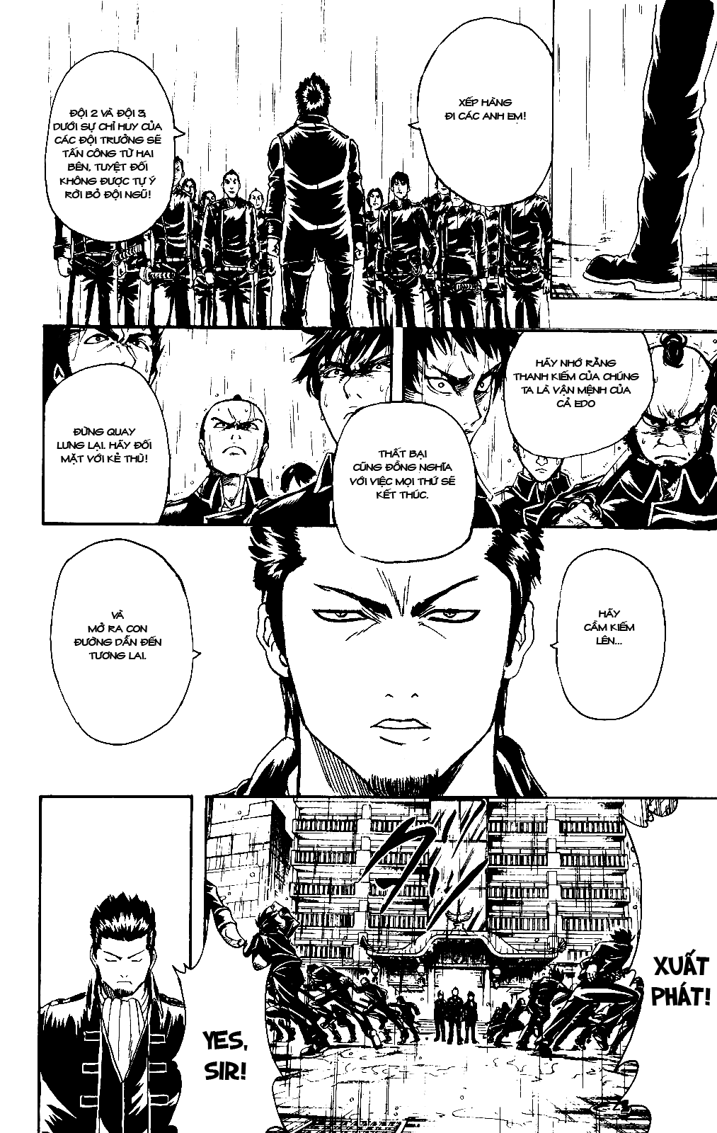 Gintama Chap 281 page 3 - Truyentranhaz.net