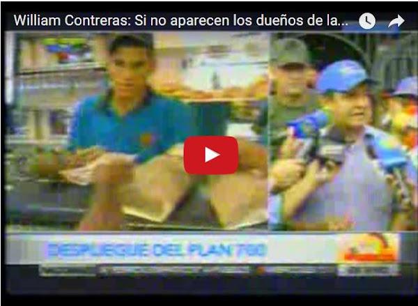 Contreras : regalaremos al pueblo las panaderías que estén cerradas