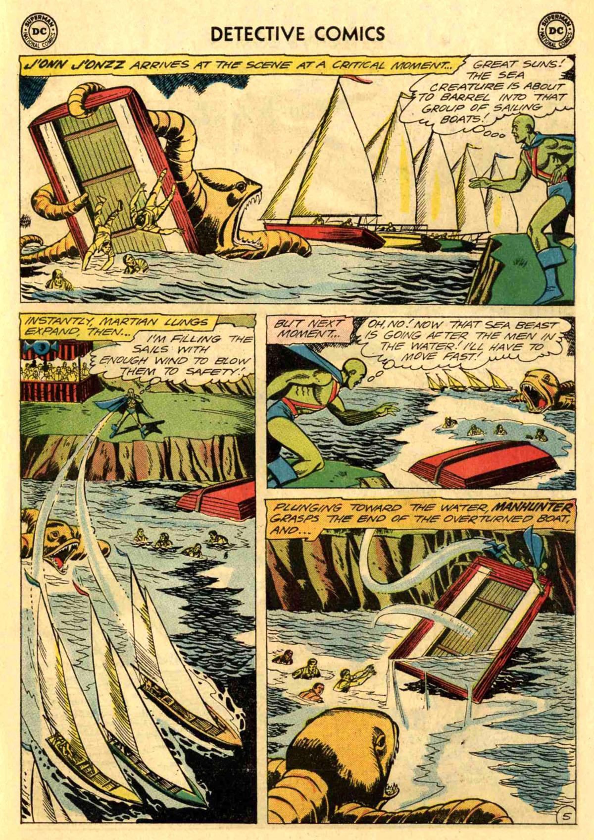 Detective Comics (1937) 321 Page 22