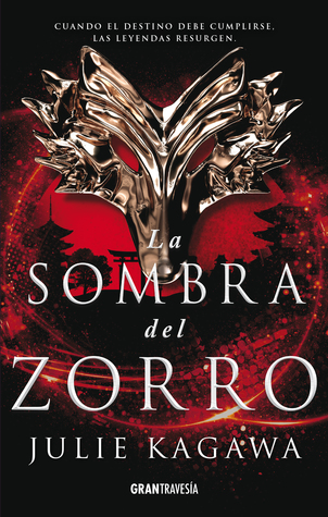 Serie La Sombra de Zorrro de Julie Kagawa en Español