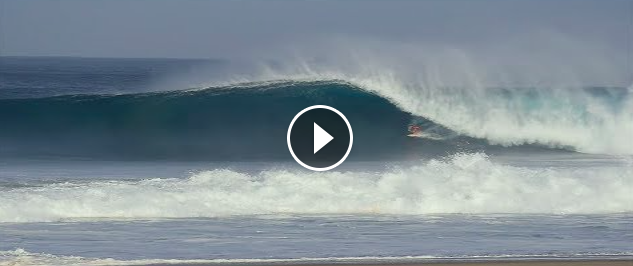 Raw Footage of Maxing Puerto Escondido July 24th 2018 SURFER Magazine