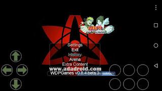 Naruto Shippuden: Era Shinobi v0.8.4 beta 3 Apk