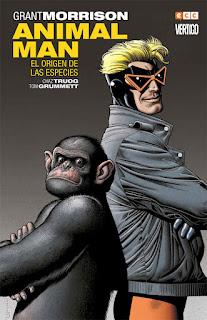 Animal Man de Grant Morrison Libro 2. El origen de las especies.