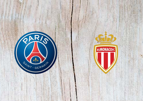 PSG vs Monaco Full Match & Highlights 21 April 2019